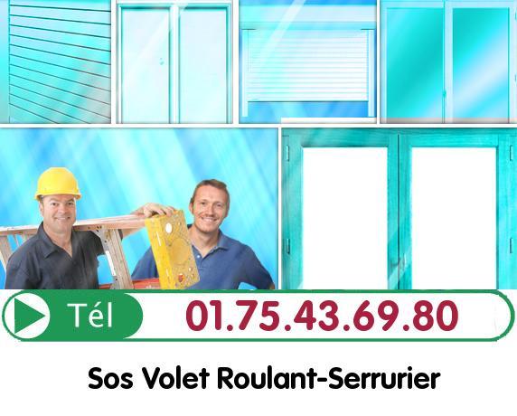 Deblocage Rideau Metallique Carrieres sur Seine 78420