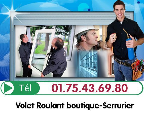 Deblocage Rideau Metallique Champagne sur Seine 77430