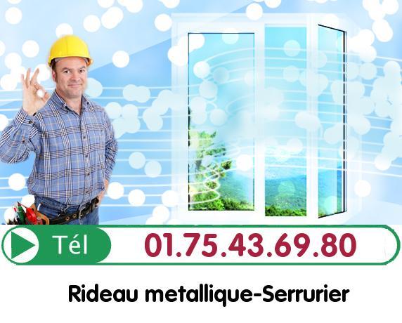 Deblocage Rideau Metallique Epinay sur Seine 93800
