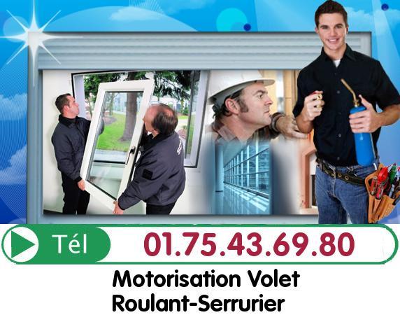 Deblocage Rideau Metallique Ezanville 95460