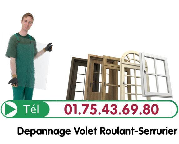 Deblocage Rideau Metallique Fontenay aux Roses 92260