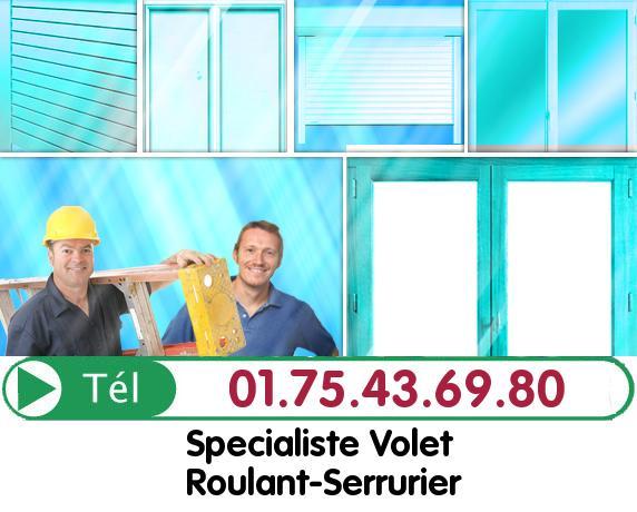 Deblocage Rideau Metallique Fontenay sous Bois 94120