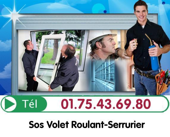 Deblocage Rideau Metallique Gournay sur Marne 93460