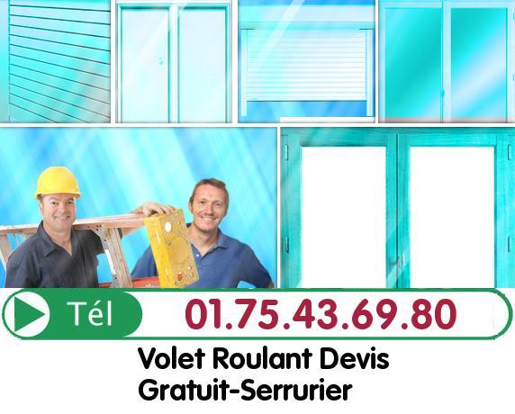 Deblocage Rideau Metallique Groslay 95410