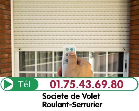 Deblocage Rideau Metallique Issou 78440