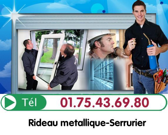 Deblocage Rideau Metallique L etang la Ville 78620