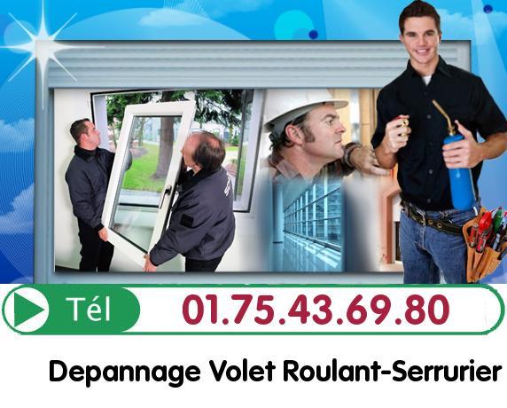 Deblocage Rideau Metallique La Verriere 78320