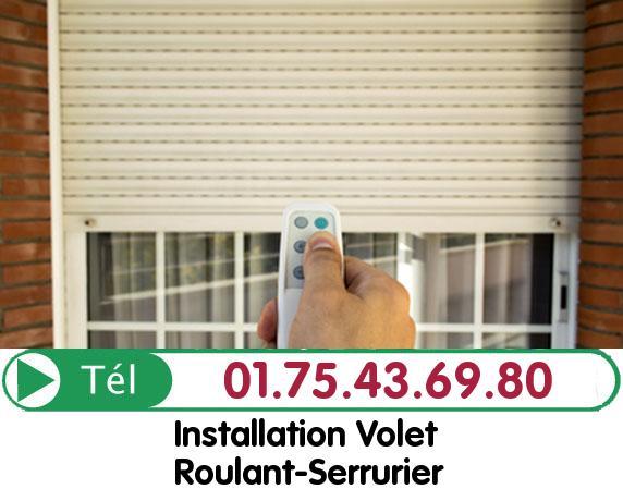 Deblocage Rideau Metallique Le Coudray Montceaux 91830