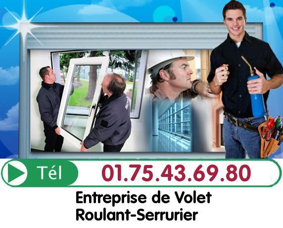 Deblocage Rideau Metallique Les Lilas 93260