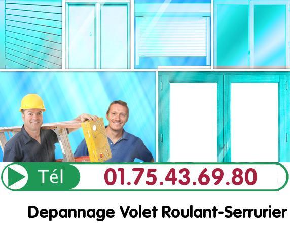 Deblocage Rideau Metallique Margny les Compiegne 60280