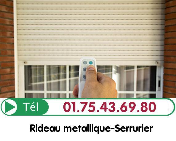 Deblocage Rideau Metallique Marnes la Coquette 92430