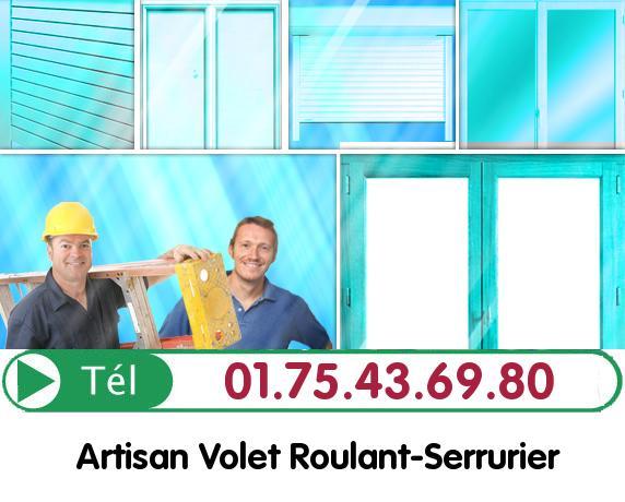 Deblocage Rideau Metallique Milly la Foret 91490