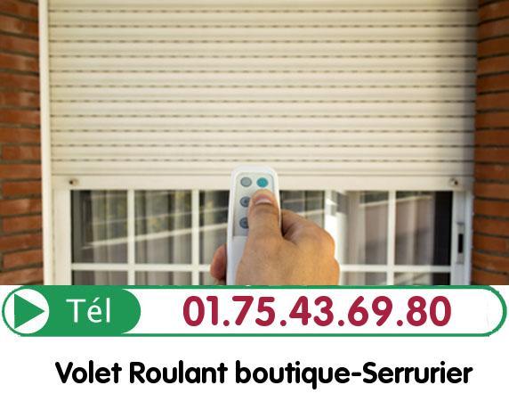 Deblocage Rideau Metallique Nanteuil les Meaux 77100