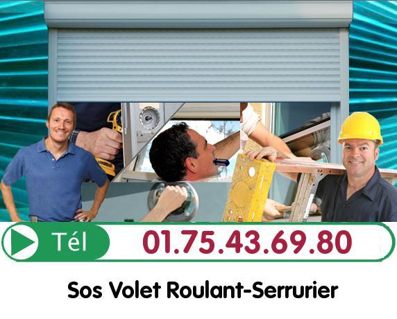 Deblocage Rideau Metallique Neuville sur Oise 95000