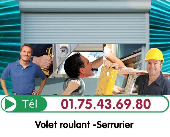 Deblocage Rideau Metallique Paris 75014