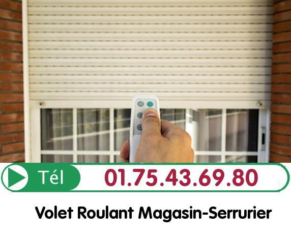 Deblocage Rideau Metallique Presles 95590