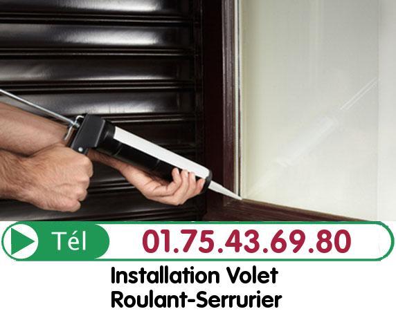 Deblocage Rideau Metallique Provins 77160
