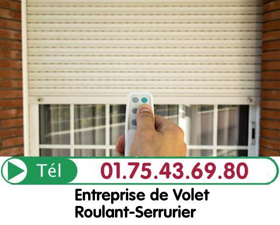 Deblocage Rideau Metallique Puiseux en France 95380