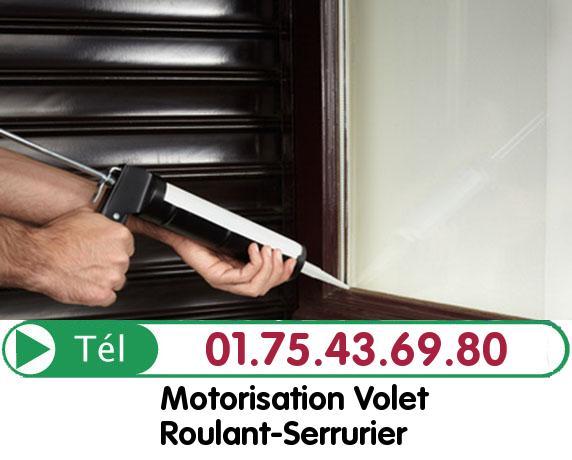 Deblocage Rideau Metallique Roissy en France 95700