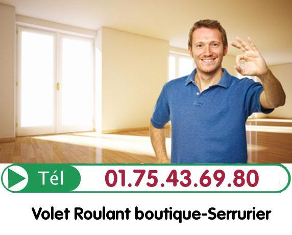 Deblocage Rideau Metallique Rosny sous Bois 93110