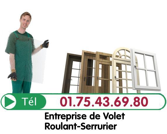 Deblocage Rideau Metallique Saint Nom la Breteche 78860