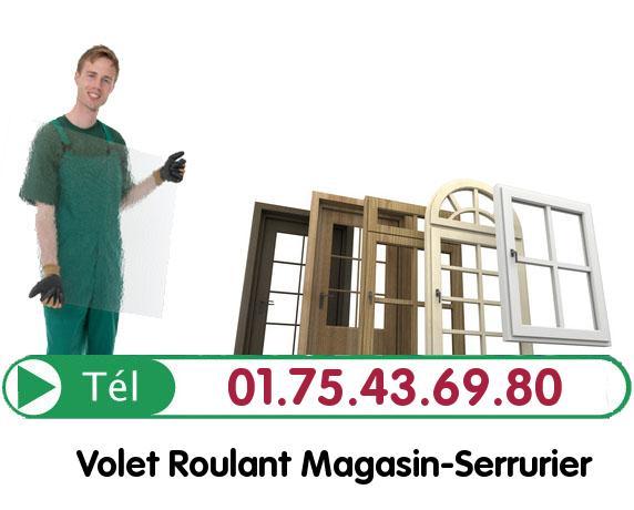 Deblocage Rideau Metallique Saint Thibault des Vignes 77400