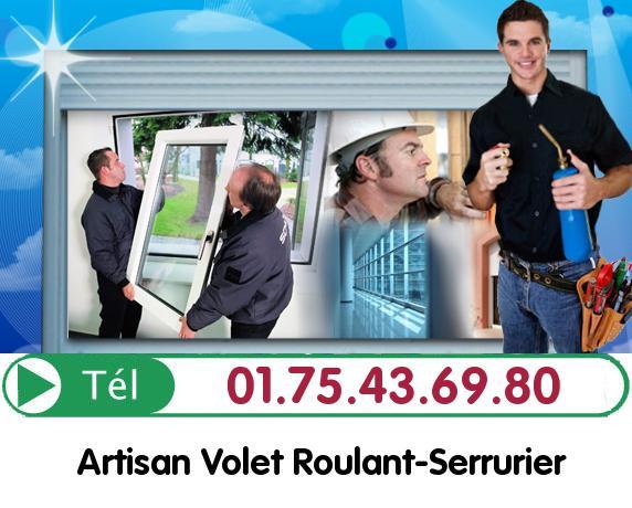 Deblocage Rideau Metallique Saint Witz 95470