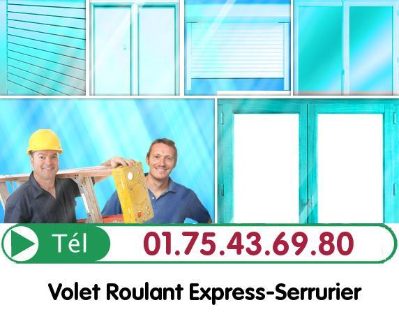 Deblocage Rideau Metallique Seine-Saint-Denis
