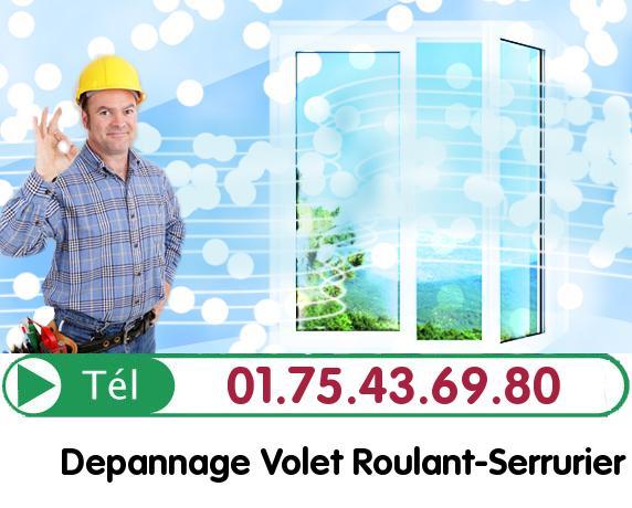 Deblocage Rideau Metallique Tournan en Brie 77220