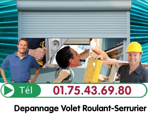 Deblocage Rideau Metallique Vaujours 93410