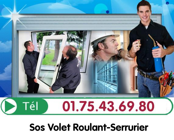 Deblocage Rideau Metallique Vaureal 95490