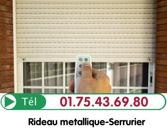 Deblocage Rideau Metallique Vaux le Penil 77000