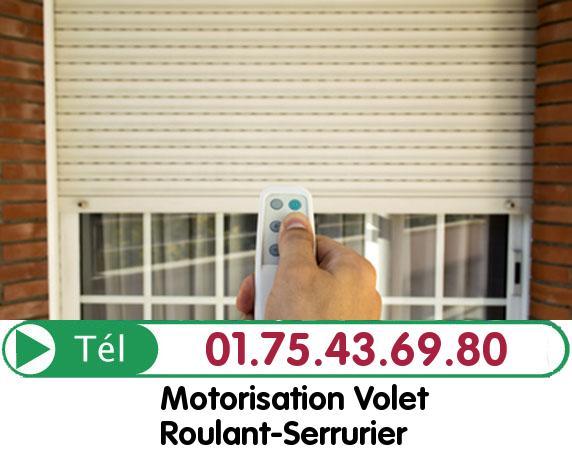 Deblocage Rideau Metallique Vert Saint Denis 77240