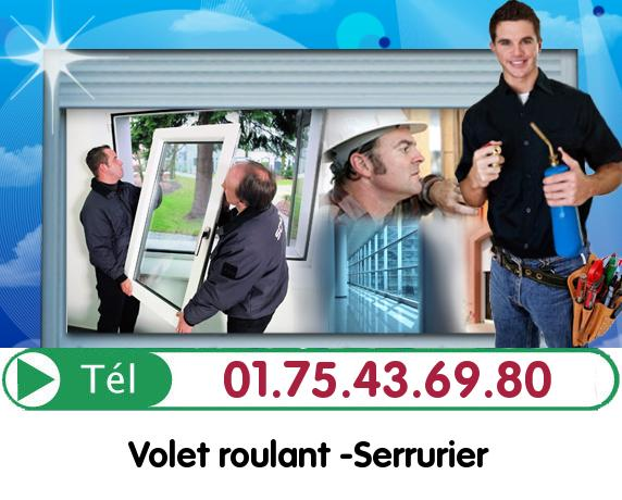 Deblocage Rideau Metallique Villennes sur Seine 78670
